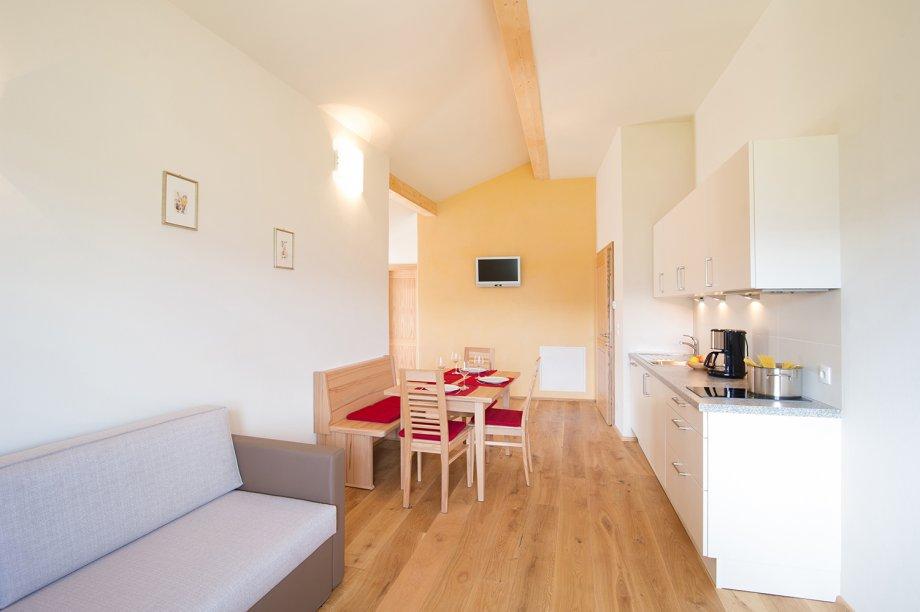 Appartamento verena 2 4 persone 50 mq i nostri for Appartamento 50 mq